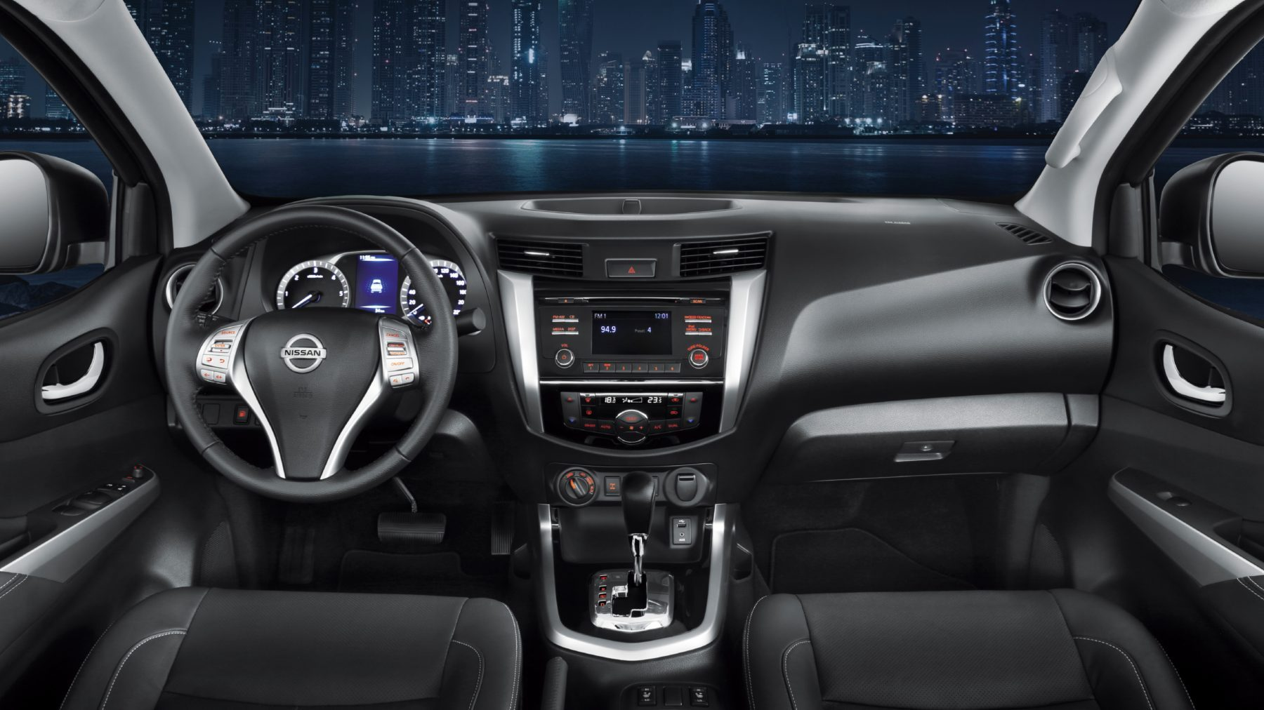 2018 Nissan Navara Prices in UAE, Gulf Specs & Reviews for ...