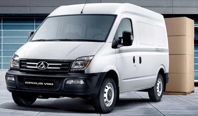Maxus V80 Cargo Van Price in UAE - New Maxus V80 Cargo Van ...