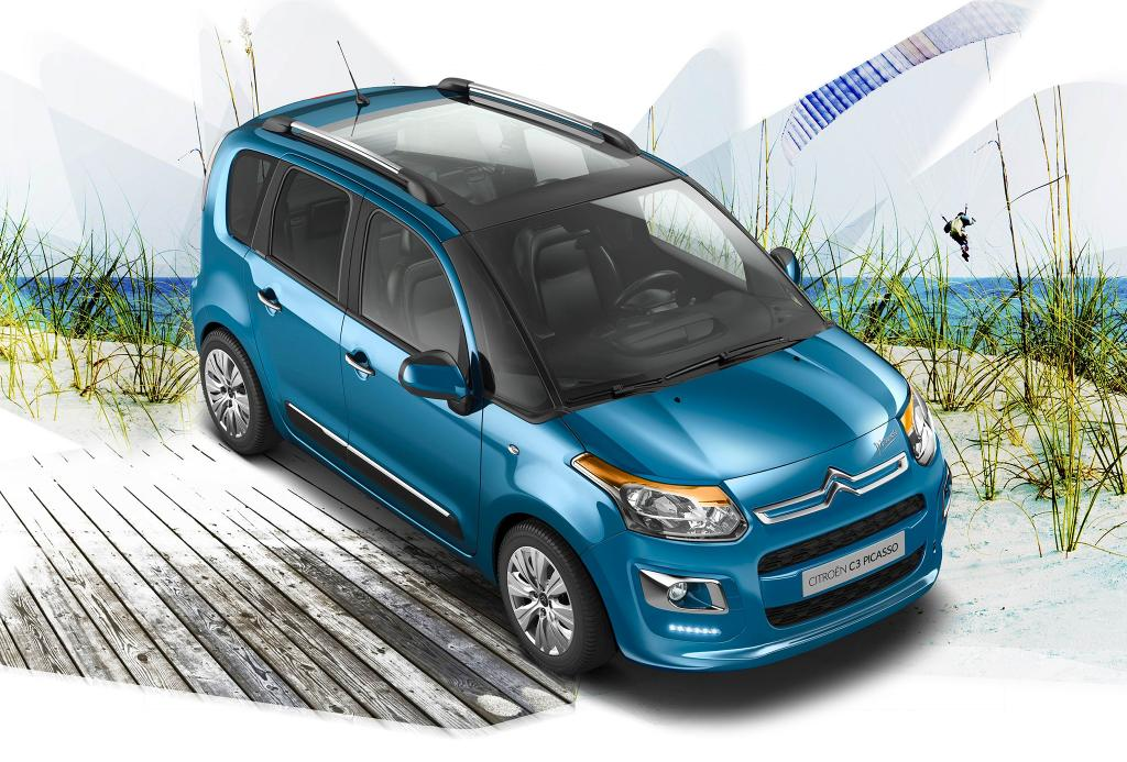 citroen c3 picasso 2018 1 6l vti in egypt new car prices specs reviews photos yallamotor. Black Bedroom Furniture Sets. Home Design Ideas
