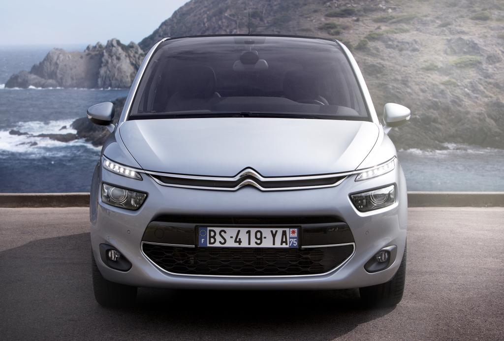 citroen c4 picasso 2018 1 6l thp in egypt new car prices specs reviews photos yallamotor. Black Bedroom Furniture Sets. Home Design Ideas