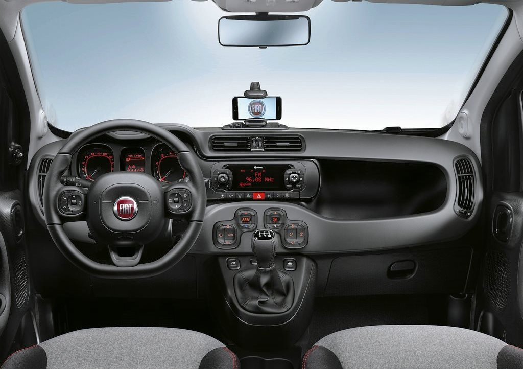 Car Features List For Fiat Panda 2018 1 2l Egypt
