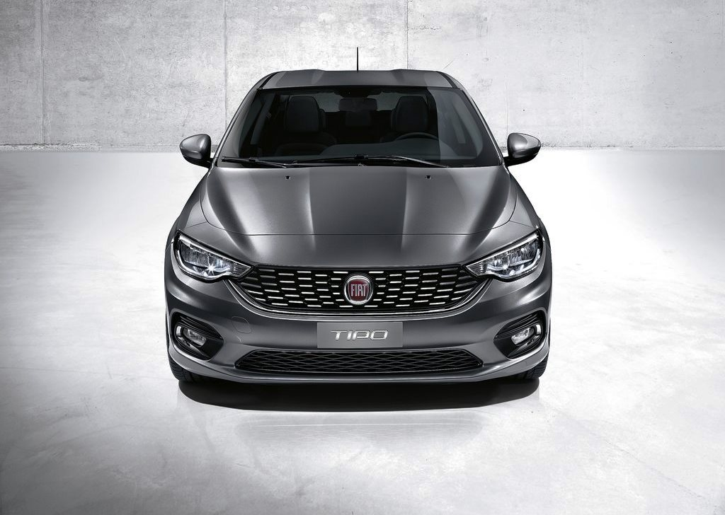 fiat tipo 2018 1 6l standard in egypt new car prices specs reviews photos yallamotor. Black Bedroom Furniture Sets. Home Design Ideas