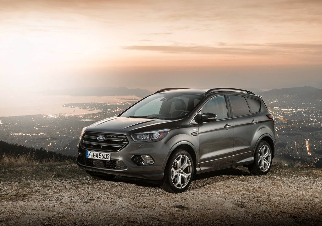 ford kuga 2018 1 5l ecoboost in egypt new car prices. Black Bedroom Furniture Sets. Home Design Ideas