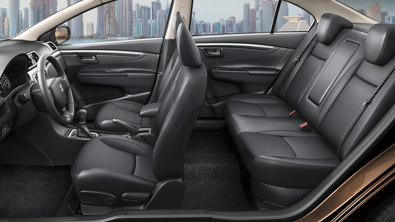 suzuki ciaz 2018 standard in uae new car prices specs reviews photos yallamotor. Black Bedroom Furniture Sets. Home Design Ideas