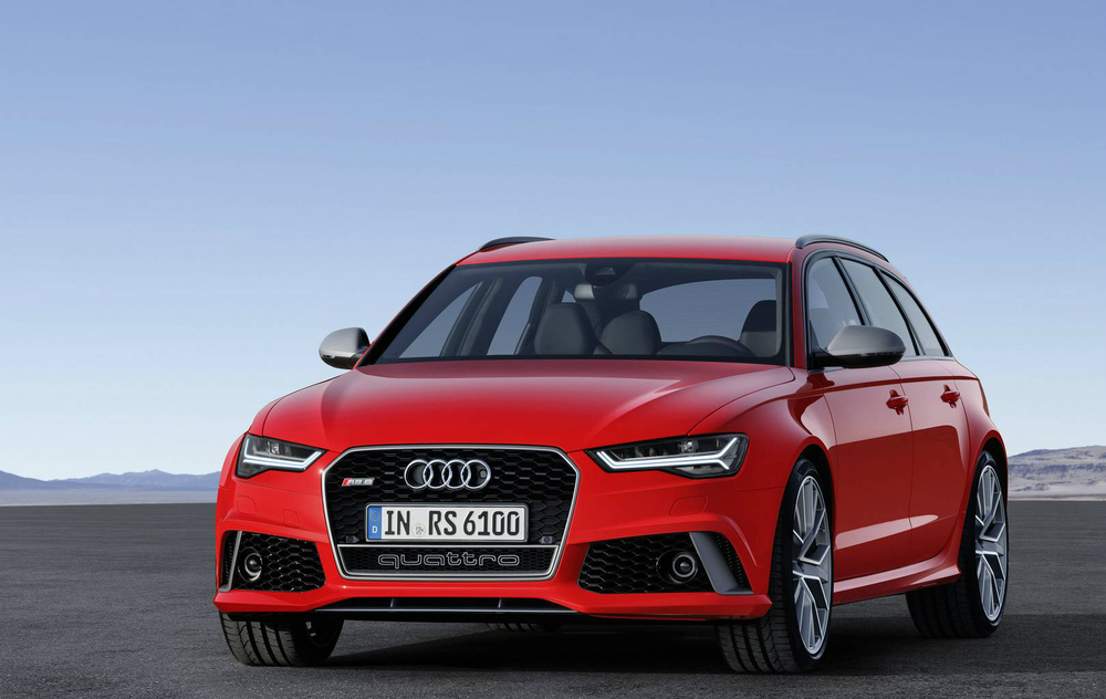 Audi Rs6 Avant Performance 2018 4 0 Tfsi Quattro 605 Hp In