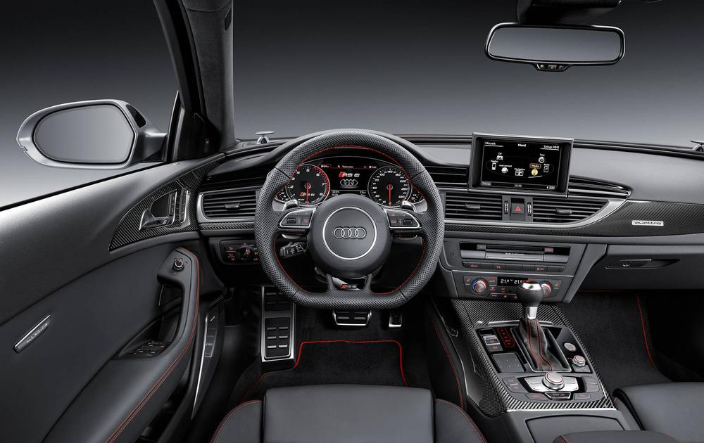 Audi RS Avant Performance TFSI Quattro HP In UAE New - Audi rs6 2018
