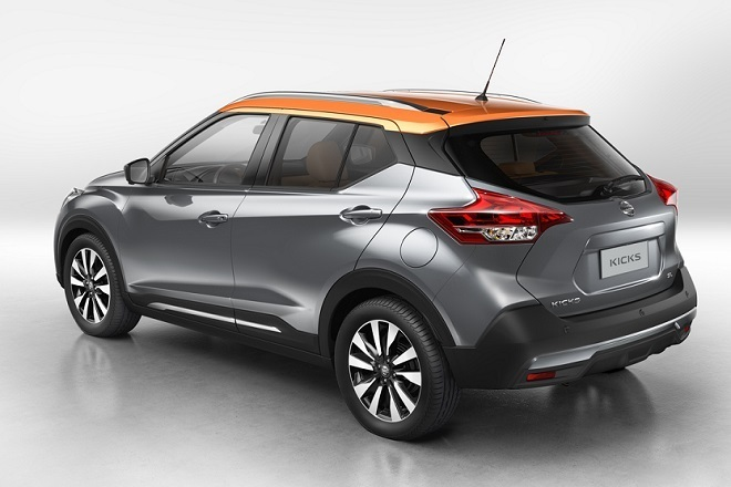 Nissan Kicks 2018 1.6 SL, Saudi Arabia