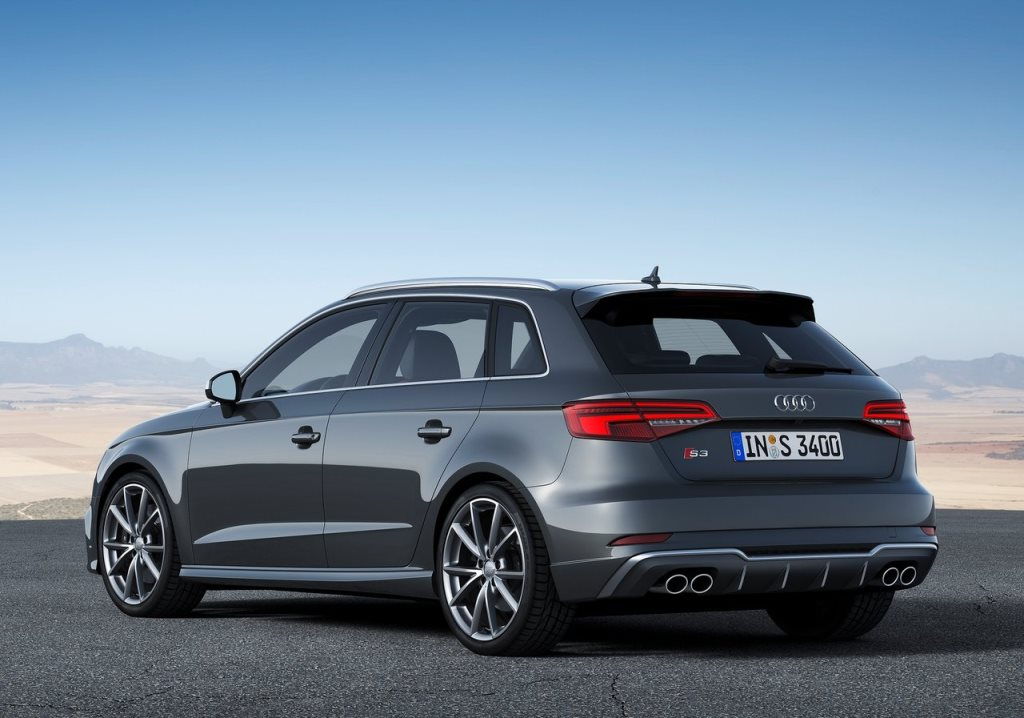 Audi S3 Sportback 2018 2.0 TFSI in Qatar: New Car Prices, Specs, Reviews & Photos | YallaMotor