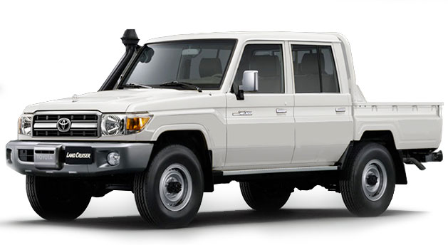 2018 Toyota Land Cruiser Pick Up Prices in Oman, Gulf ...