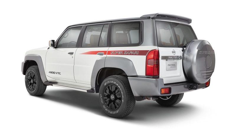 Nissan Patrol Super Safari 2018 4.8L 3-Door w/o Winch in ...