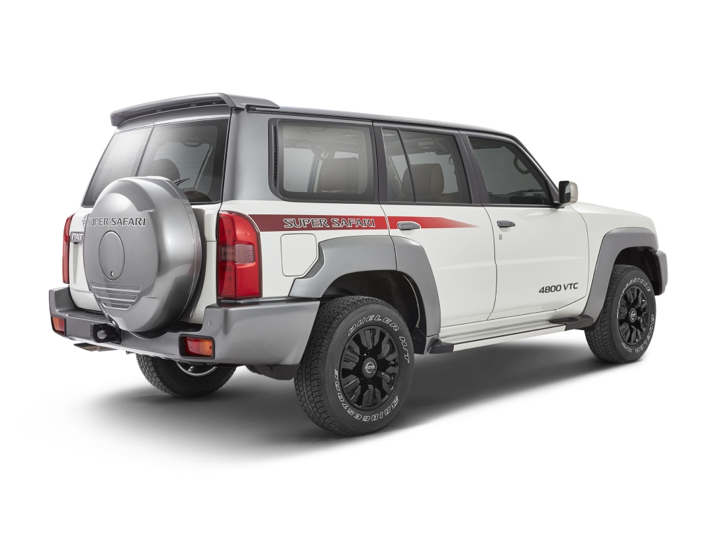 2018 Nissan Patrol Super Safari Prices in UAE, Gulf Specs ...
