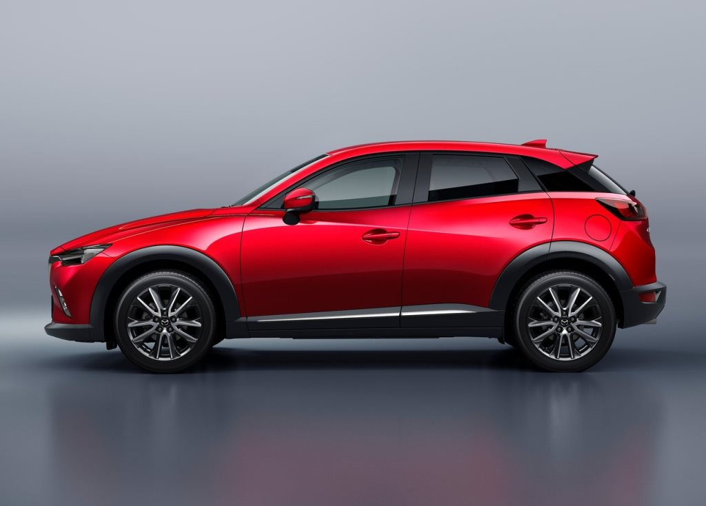 Mazda Cx 5 Awd >> Mazda CX 3 2018 2.0L Luxury AWD in UAE: New Car Prices, Specs, Reviews & Photos | YallaMotor
