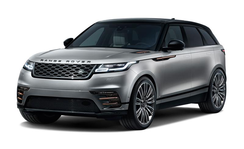 Land Rover Range Velar 2018 United Arab Emirates