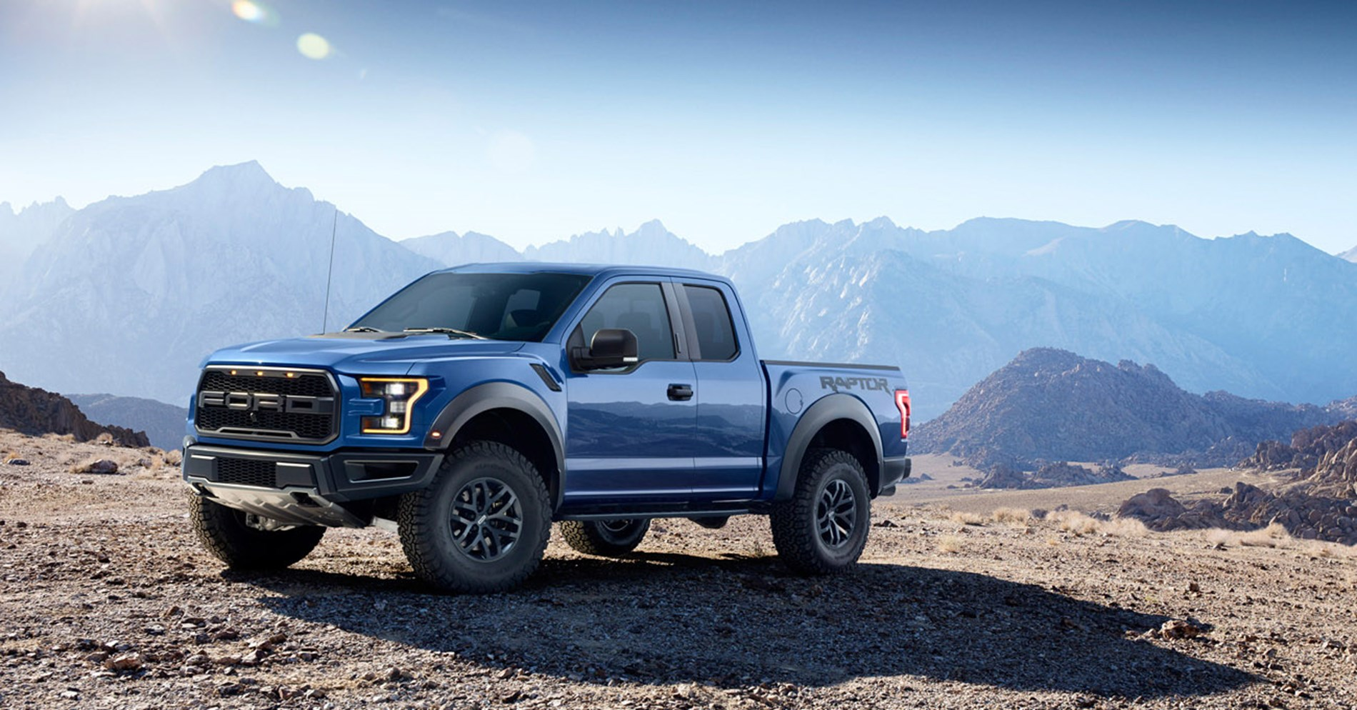 Ford F-150 Raptor 2018, Saudi Arabia
