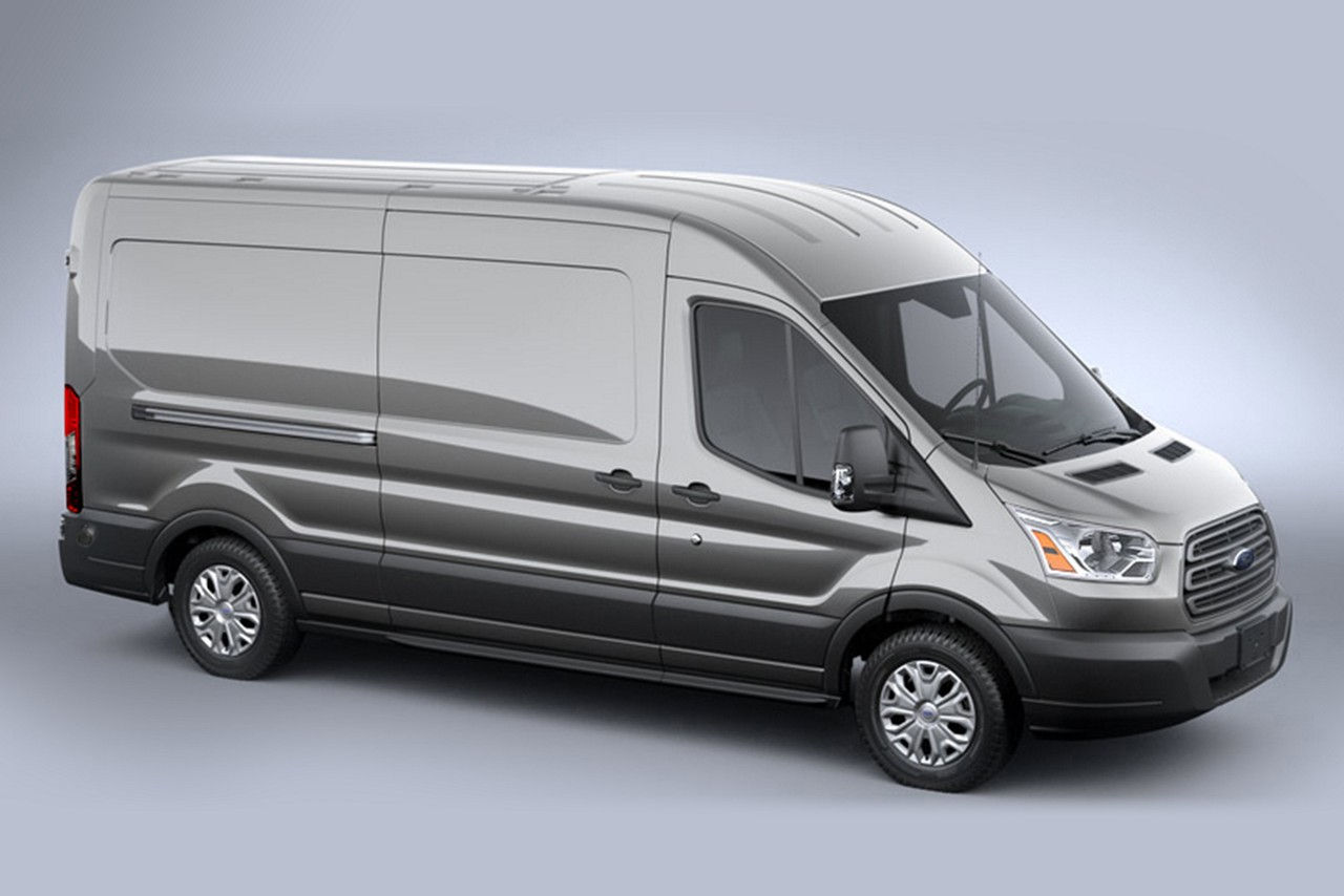Ford Transit High Roof Extended Length Best Image