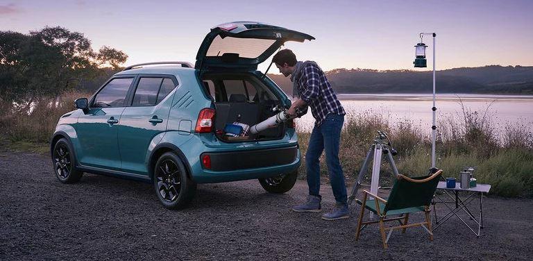Suzuki Ignis 2018 1 2 Glx In Uae New Car Prices Specs