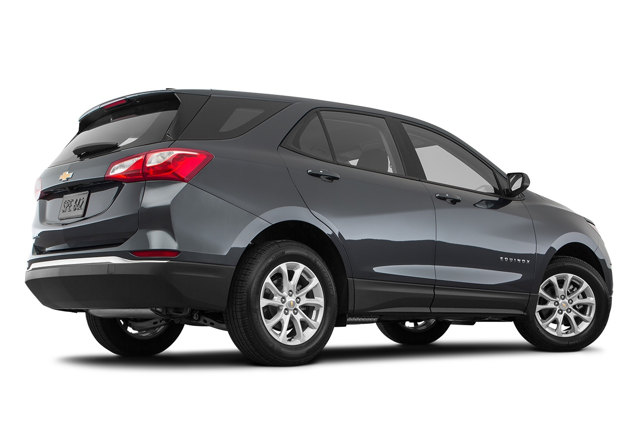 Car Features List for Chevrolet Equinox 2018 1.5T LT AWD ...