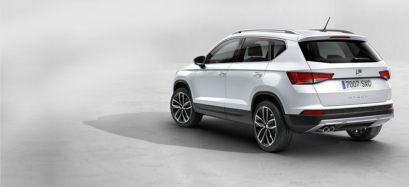 seat ateca 2018 1 4t style in egypt new car prices specs reviews photos yallamotor. Black Bedroom Furniture Sets. Home Design Ideas