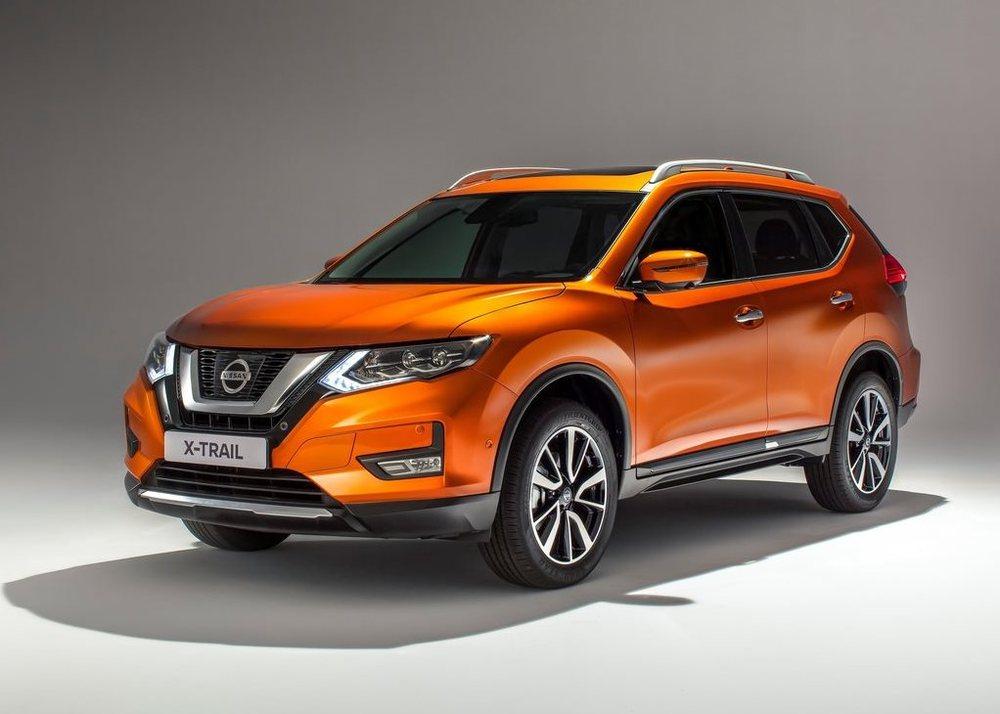 Nissan X-Trail 2018, United Arab Emirates