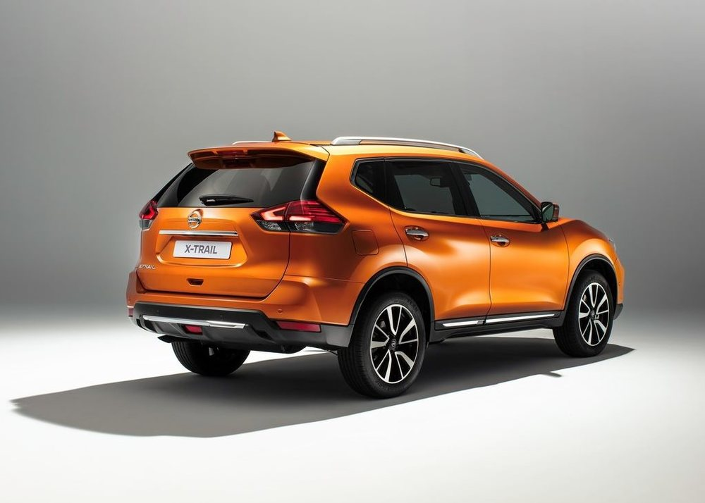Nissan X-Trail 2018 S AWD 5-Seater in UAE: New Car Prices ...