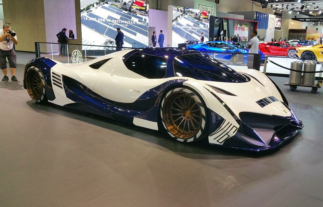 Devel Sixteen 2018 12 3l V16 In Uae New Car Prices Specs