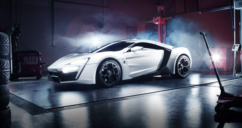 Car Pictures List For W Motors Lykan Hypersport 2018 Coupe