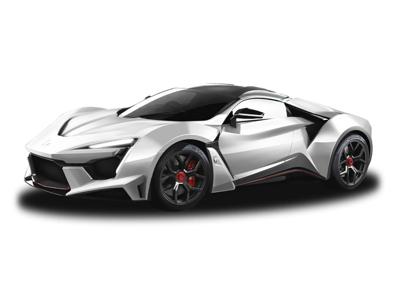 W motors fenyr supersport price in uae new w motors for W motors lykan hypersport price