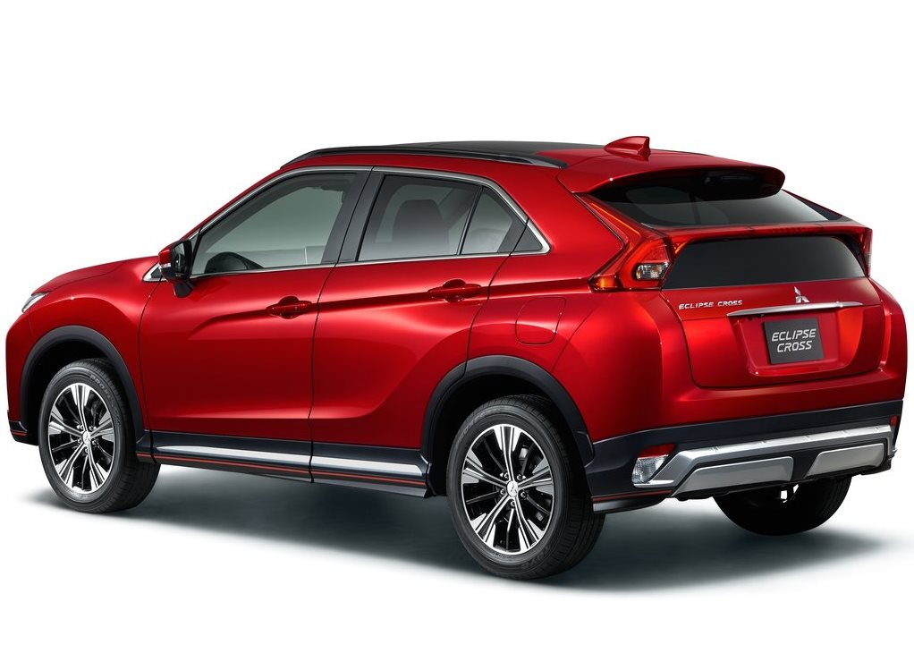 Mitsubishi Eclipse Cross 2018 1.5T GLX in UAE: New Car ...