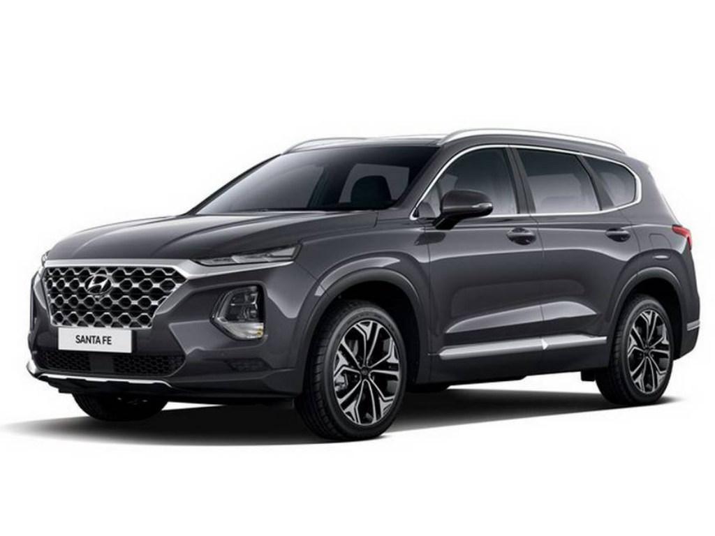 Hyundai Santa Fe 2019, Saudi Arabia