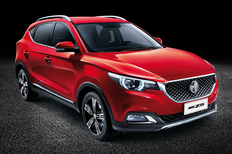 MG ZS 2018 1.5L LUX in UAE: New Car Prices, Specs, Reviews ...