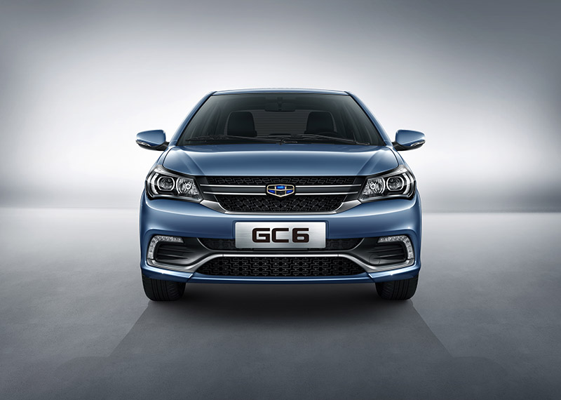 Image result for geely GC6