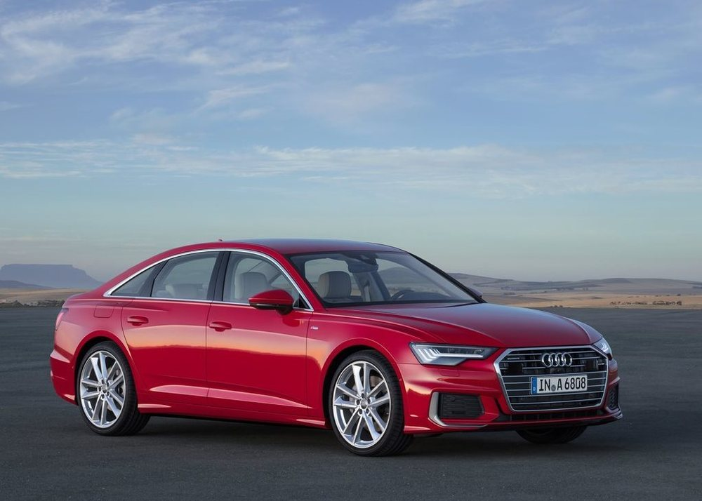 Audi A6 2019 3 0 Tfsi V6 340 Hp Quattro In Uae New Car Prices