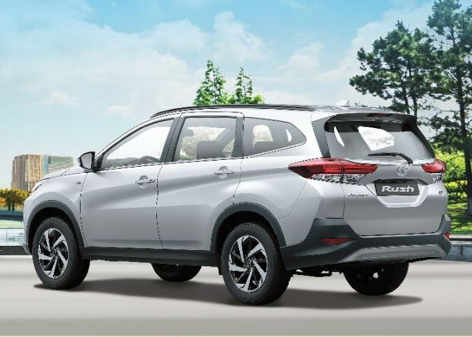 Toyota Rush 2019 1 5l Ex In Uae New Car Prices Specs Reviews Amp Photos Yallamotor