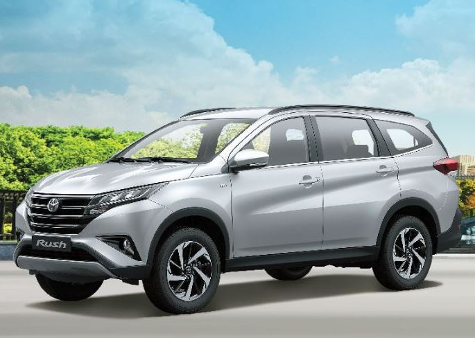 Toyota Rush 2019 1 5l Ex In Uae New Car Prices Specs