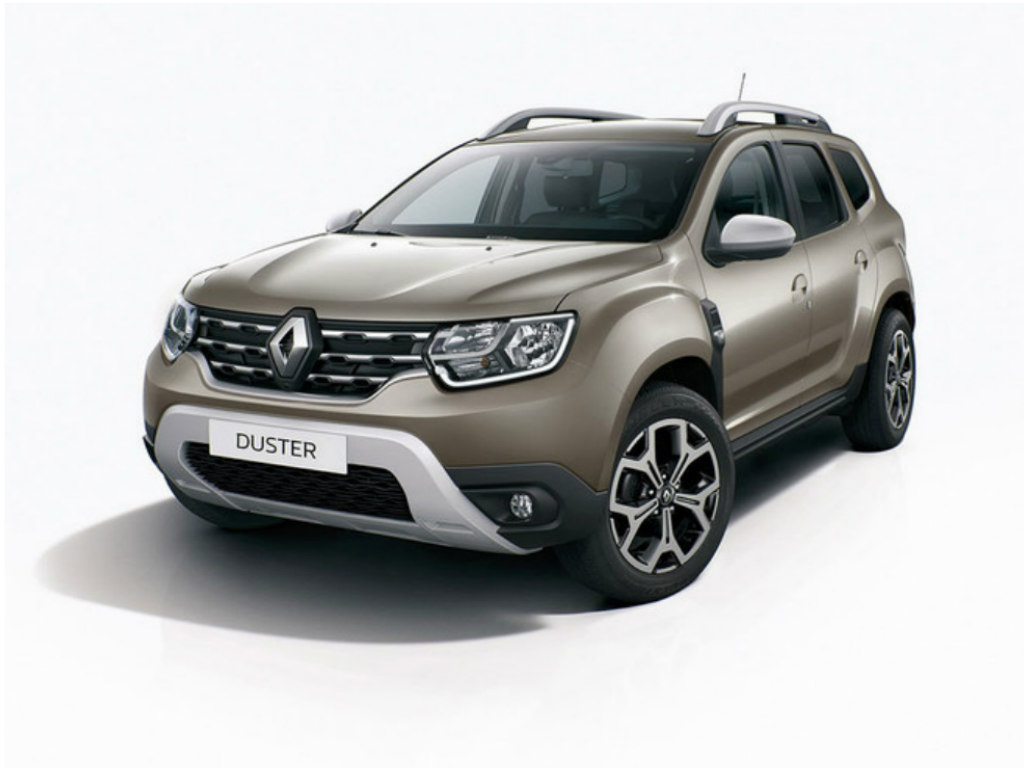 New Renault Duster 2019 93