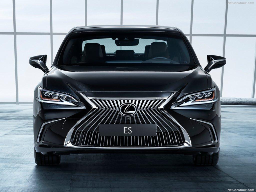 Car Pictures List For Lexus ES 2019 350 Platinum UAE