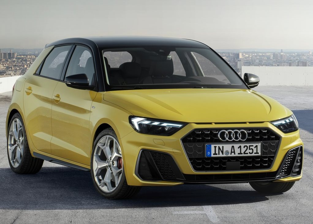 audi a1 sportback 2019 1 0 tsi 115 hp in uae new car prices specs reviews photos yallamotor. Black Bedroom Furniture Sets. Home Design Ideas