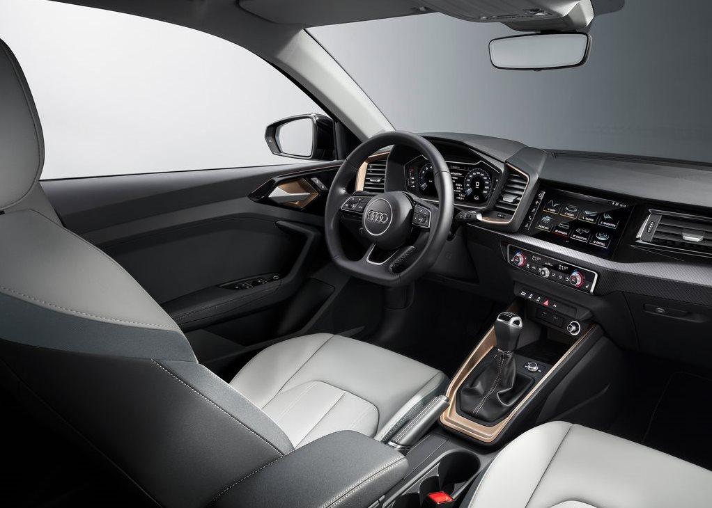 Audi A1 Sportback 2019 1.0 TSI 115 HP In UAE: New Car