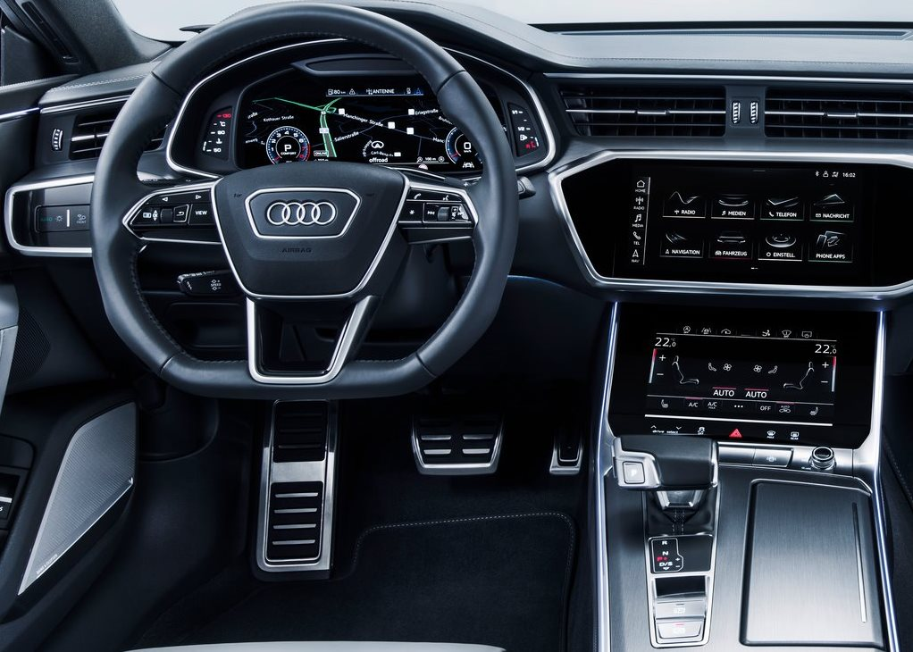 car features list for audi a7 sportback 2019 55 tfsi 335. Black Bedroom Furniture Sets. Home Design Ideas