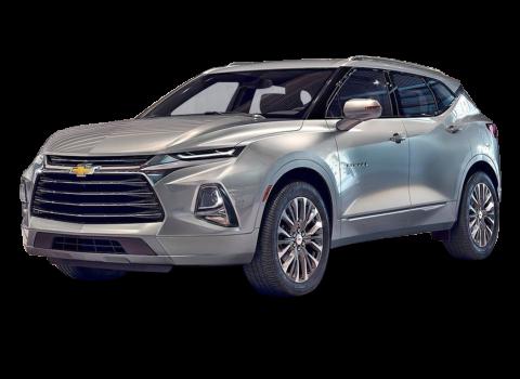 Chevrolet Blazer 2019, Saudi Arabia