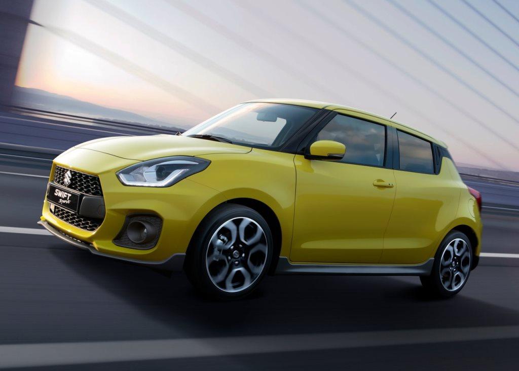 Suzuki Swift Sport 2019 1.4L 140 HP in UAE: New Car Prices ...