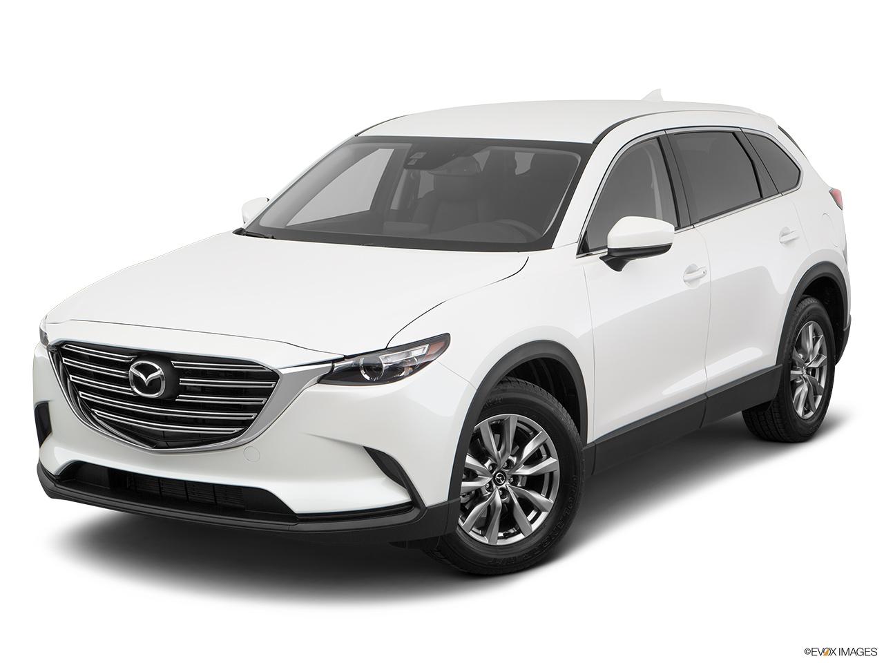 Mazda CX-9 2019, Saudi Arabia