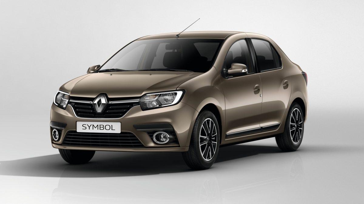 Renault Symbol 2019, Saudi Arabia