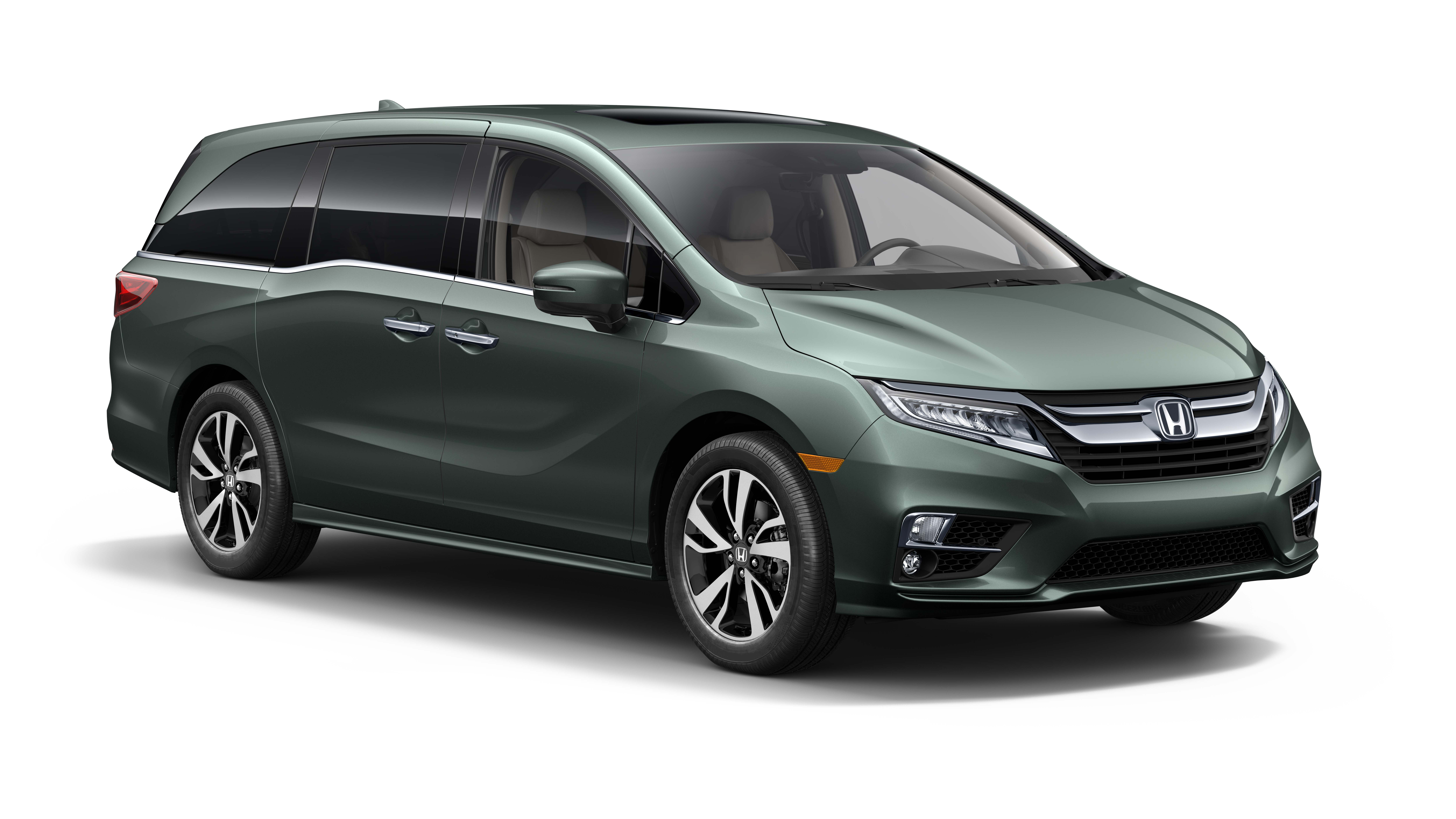 Honda Odyssey 2019, Saudi Arabia