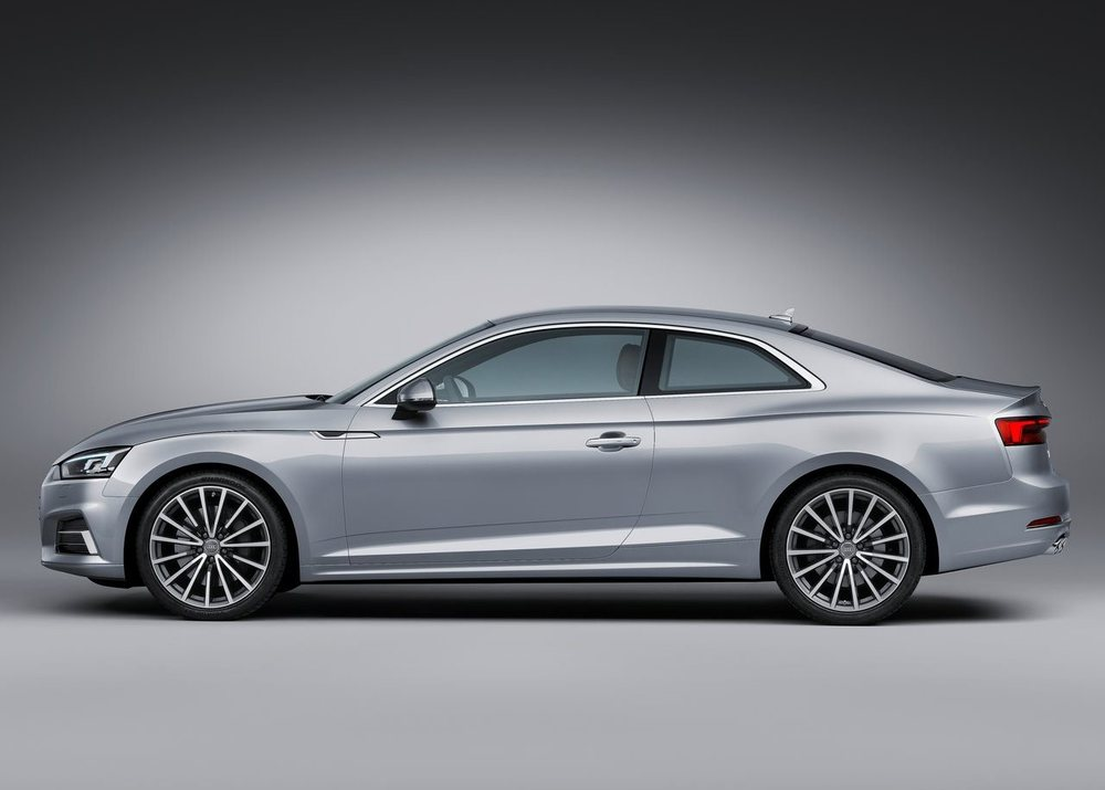 audi a5 coupe 2019 45 tfsi quattro design 252 hp in kuwait new car prices specs reviews