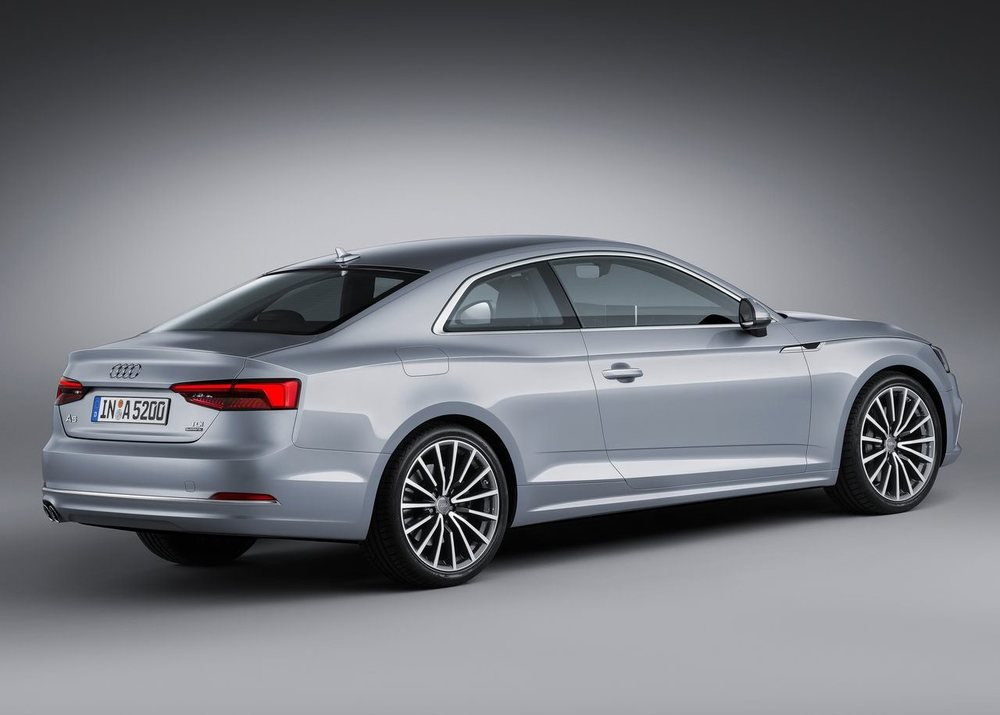 audi a5 coupe 2019 45 tfsi quattro design 252 hp in kuwait. Black Bedroom Furniture Sets. Home Design Ideas