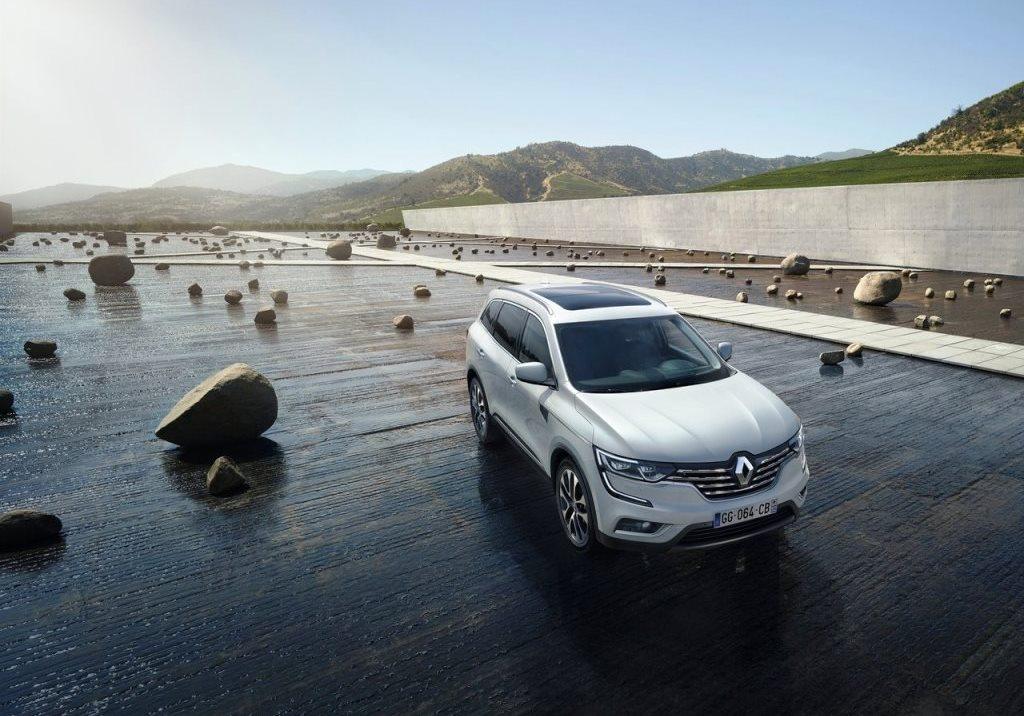 Renault Koleos 2019, Saudi Arabia