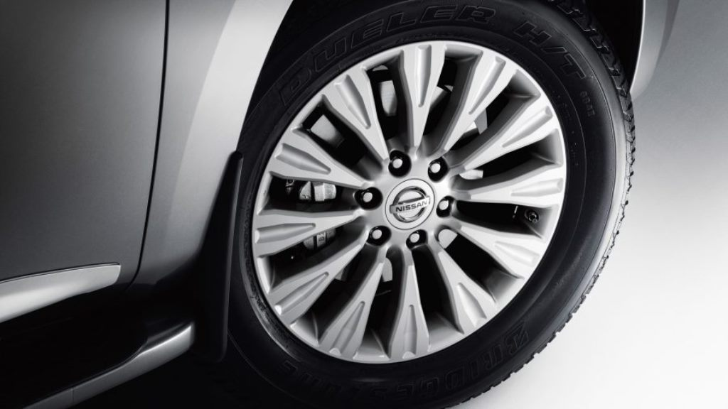 Nissan Patrol 2019 5.6L LE Platinum City, United Arab Emirates