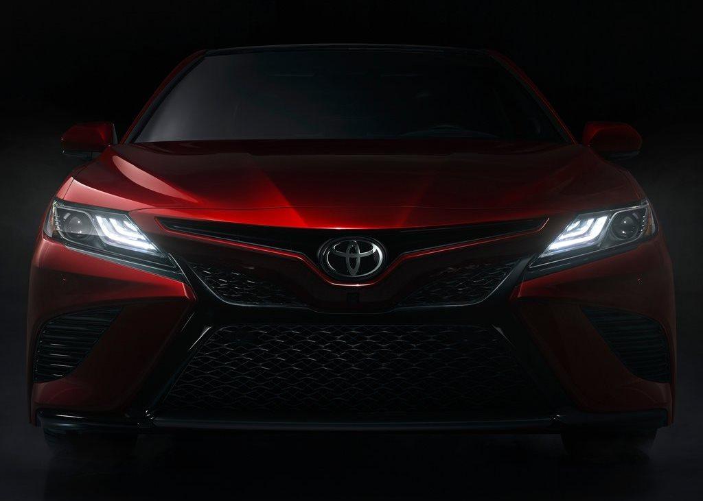 Toyota Camry 2019, United Arab Emirates