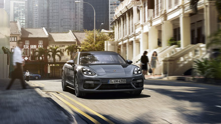 Porsche Panamera Price In Oman New Porsche Panamera Photos